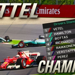 Formula 1 HOW VETTEL CAN WIN THE CHAMPIONSHIP
