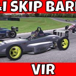 iRacing UK&I Skip Barber at VIR