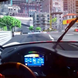 NRE Porsche Cup - Race 3 - Monaco - Assetto Corsa - NetRacingEurope