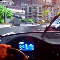NRE Porsche Cup - Race 4 - Monaco - Assetto Corsa - NetRacingEurope