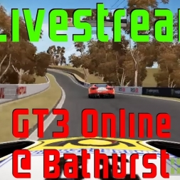livestream: PCars 2 - GT3 race at Bathurst with Ryan and Willie