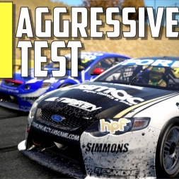 Project Cars 2 Aggressiveness Test How Skill Level affects Behaviour/Qualifying/Race/Consistency