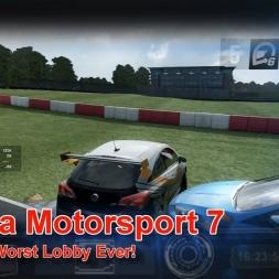 Forza Motorsport 7 - The worst lobby ever!