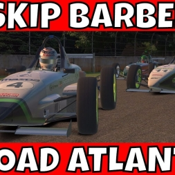 iRacing Skip Barber at Road Atlanta - #1
