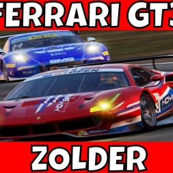 Project Cars 2 Online Race - Ferrari GT3 at Zolder