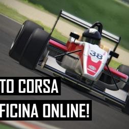 Assetto Corsa : Tatuus FA01 @ Imola [ONLINE] [PT-BR] [HD]