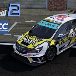 Project Cars 2 [21:9] - 2017 BTCC Vauxhall Astra Power Maxed - Brands Hatch Indy