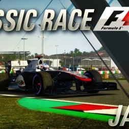 F1 2017 CLASSIC RACES JAPAN 2005