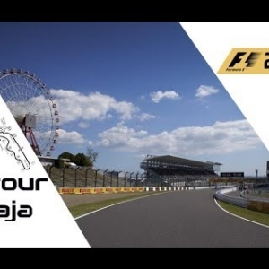 """Le tour de jaja""#22:Force India F1 2017 Suzuka gp"