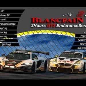 RaceRoom | GT3 Endurance Series 02 Silverstone
