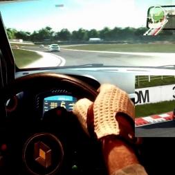 pC2 - Brands Hatch Indy - Renault Clio - ACE AI race