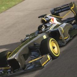 [Assetto Corsa 1.8.1] - Ferrari F138 - Monza '66 Full - 1.53.982 - Logitech G27 - FHD@60