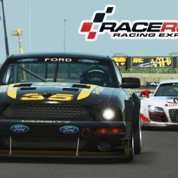 Raceroom - Ford Mustang GT3 at Buriram (PT-BR)