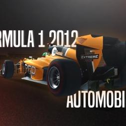 Automobilista | Formula 1 2012 - Kansai (suzuka) lap