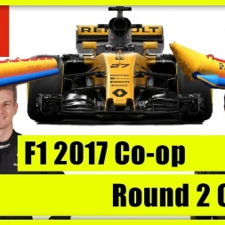 TwinRaGe Youtube Co-op Championship F1 2017 - Round 2 China