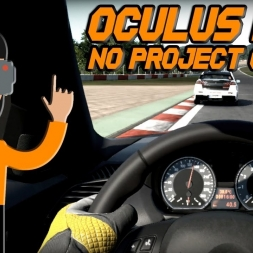 PROJECT CARS 2 ON OCULUS RIFT