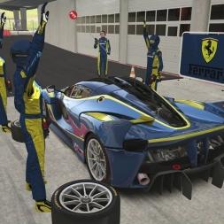 [Assetto Corsa 1.8.1] - Ferrari FXX K - Patcha Pack - RedBull Ring - AI race - FHD@60