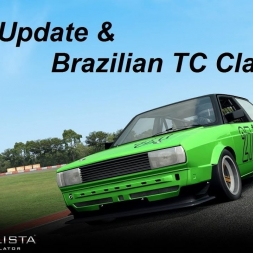 Let's Play - Automobilista (1.4.8r) - Neues Update und Brazilian Touring Car Classics