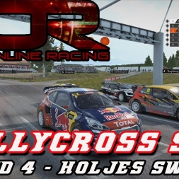 CRAZY FINAL - AOR RALLYCROSS - S2 - HOLJES SWEDEN