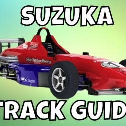 iRacing Skip Barber Track Guide - Suzuka S4 2017