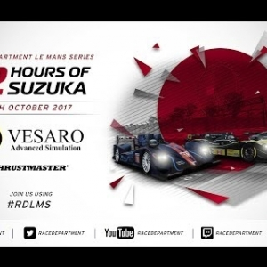 rFactor 2 | RDLMS 12 Hours of Suzuka Stint 2