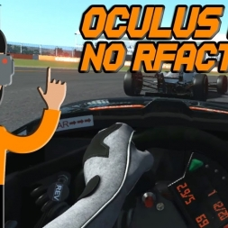 The best rFactor 2 car with Oculus Rift