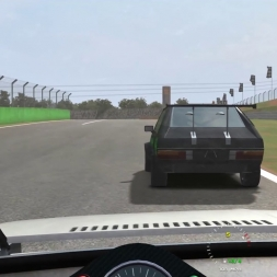 Rattling and Snaking - VW Passat at Cascavel (Automobilista)