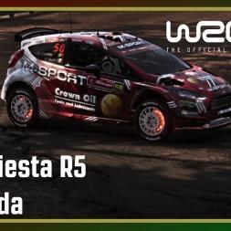 WRC 7 - Ford Fiesta R5 - Portugal - Lousada