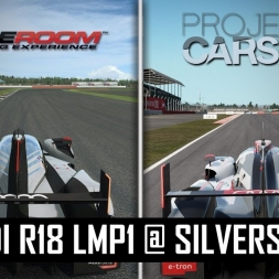 Raceroom X Project Cars 2 : Audi R18 LMP1 @ Silverstone
