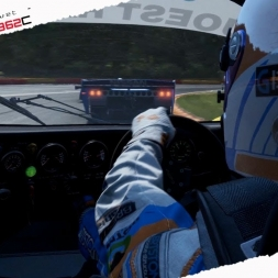 PROJECT CARS 2 Porsche 962c At Spa from dry to wet