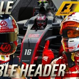 F1 2017 CHAMPIONSHIP FINALE VETTEL V MYSELF