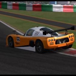 Taming the Beast: Ultima GTR Race (Automobilista)