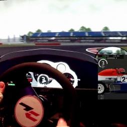AC - Silverstone National - Metalex MTX - SRS server - online race