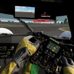 #TeamSeb live 45 Min Fuji Project Cars 2 Multiclass LMP1/LMP2/GTE