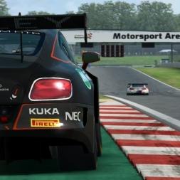 RaceRoom Hotlap + Setup | Bentley GT3 @ Oschersleben 1:25.8xx