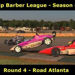 iRacing - Skip Barber UK and I League Road Atlanta