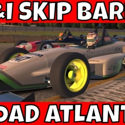 iRacing UK&I Skip Barber at Road Atlanta - 60+ Car Grid!