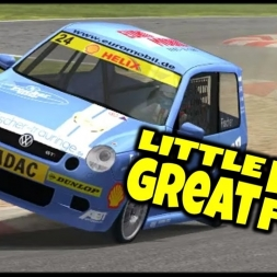 Little Lupo, Great Fun - Automobilista
