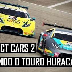 Project Cars 2 : Lamborghini Huracán GT3 @ Watkins Glen [ONLINE] [FULL HD] [ PT-BR]
