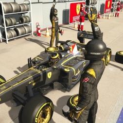 [Assetto Corsa 1.10.2] - Ferrari F138 - Mugello - Patcha Pack 1.2.5 - Logitech G27 - FHD@60