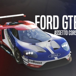 Assetto Corsa | Ford GTE - Canadá lap