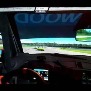 WTCC 2015 - Honda Civic - Hockenheim National - R3E - RaceDepartment