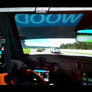 WTCC 2015 - Race 2 - Honda Civic - Hockenheim National - R3E - RaceDepartment