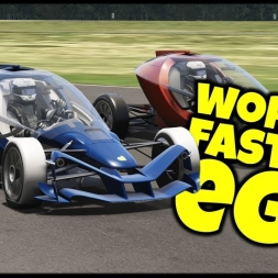 World's Fastest Egg - Assetto Corsa