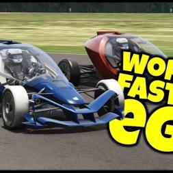World's Fastest Egg - Assetto Corsa