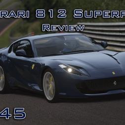 Assetto Corsa | Ferrari 812 Superfast Review (Ferrari Pack DLC) | Episode 145