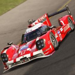 [Assetto Corsa 1.10.2] - Porsche 919 2015 - Monza '66 Full - 1.56.106 - Logitech G27 - FHD@60