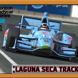 """iRacing Track Guides: IndyCar at Mazda Raceway Laguna Seca"""