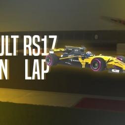 Rfactor 2   Renault RS17 - Austin lap
