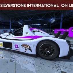 Rfactor2 30 Mins @ Silverstone online